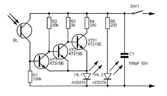 пускатель магнитный схема подключения - Схемы.