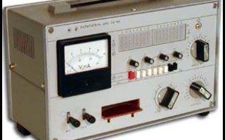 Аппаратура радиоизмерительная