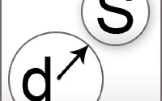 Определение диаметра и поперечного сечения провода